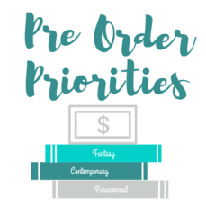 pre order priorities