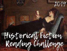 2019 Hist Fic Reading Challenge
