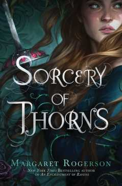 Sorcery of Thorns Cover